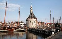 Nederland  Hoorn- September 2020 .  De Hoofdtoren bij de haven.   Foto : ANP/ Hollandse Hoogte / Berlinda van Dam