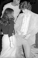 John Kennedy Jr. at Studio 54 1977<br /> Photo By Adam Scull/PHOTOlink.net