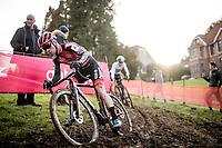 Eli Iserbyt (BEL/Pauwels Sauzen-Bingoal)<br /> <br /> 82nd Druivencross Overijse 2019 (BEL)<br />  <br /> ©kramon