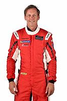#34 Conquest Racing / JMF Motorsports Duqueine M30-D08, P3-1: Peter Ludwig, portrait