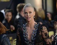 Charlize Theron @ the 2016 MTV Movie Awards held @ the Warner studios.<br /> April 9, 2016