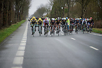 never seen so many echelons in 1 race...<br /> <br /> 77th Gent-Wevelgem 2015