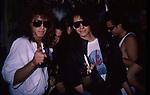 Scott Rockenfield & Chris DeGarmo of Queensryche 1985