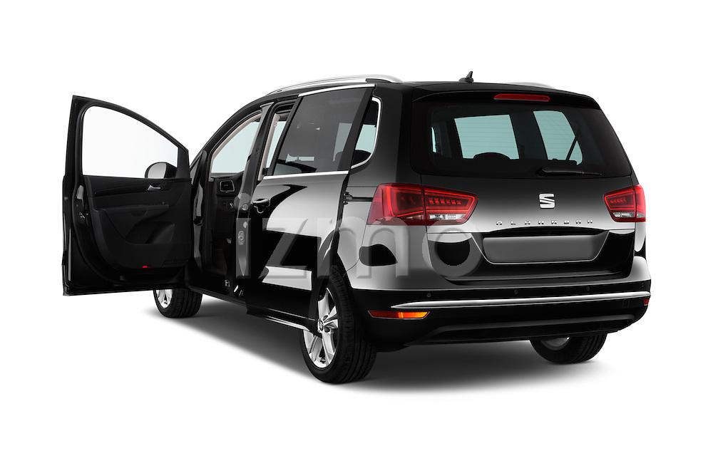 Car images of 2016 Seat Alhambra Style Advance 5 Door Minivan Doors