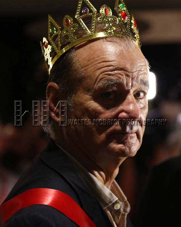 Bill Murray attends the 'St. Vincent' premiere during the 2014 Toronto International Film Festival at Princess of Wales Theatre on September 5, 2014 in Toronto, Canada.