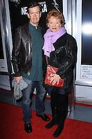"NEW YORK, NY - NOVEMBER 06: Dylan Baker, Becky Ann Baker New York Special Screening of Paramount Pictures' ""Nebraska"" held at Paris Theater on November 6, 2013 in New York City. (Photo by Jeffery Duran/Celebrity Monitor)"