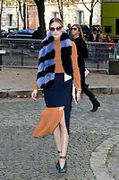 Olivia PALERMO - Show MIU MIU Paris Fashion Week Womenswear Sring/Summer 2018 - 03/10/2017 - France
