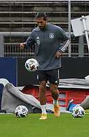 Emre Can (Deutschland Germany) <br /> - 05.10.2020: Training der Deutschen Nationalmannschaft, Suedstadion Koeln<br /> DISCLAIMER: DFB regulations prohibit any use of photographs as image sequences and/or quasi-video.
