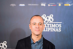 "Javier Gutierrez attends to the presentation of the spanish film "" 1898. Los ultimos de Filipinas"" at Naval Museum in Madrid, Spain. November 28, 2016. (ALTERPHOTOS/BorjaB.Hojas)"