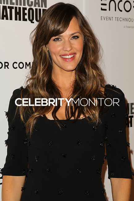 BEVERLY HILLS, CA, USA - OCTOBER 21: Jennifer Garner arrives at the 28th American Cinematheque Award Honoring Matthew McConaughey held at The Beverly Hilton Hotel on October 21, 2014 in Beverly Hills, California, United States. (Photo by Celebrity Monitor)