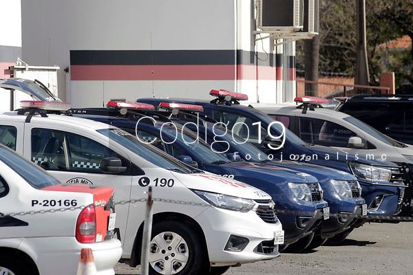 CAMPINAS, SP - VIATURAS POLICIA MILITAR, CIVIL, GUARDA MUNICIPAL, DELEGACIA DA MULHER, GM, PM, PC