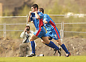20040508    Copyright Pic: James Stewart.File Name : jspa02_clyde_v_ict.LIAM KEOGH CELEBRATES SCORING CALEY'S  FIRST....James Stewart Photo Agency 19 Carronlea Drive, Falkirk. FK2 8DN      Vat Reg No. 607 6932 25.Office     : +44 (0)1324 570906     .Mobile  : +44 (0)7721 416997.Fax         :  +44 (0)1324 570906.E-mail  :  jim@jspa.co.uk.If you require further information then contact Jim Stewart on any of the numbers above.........