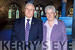 John and Rosaleen Mangan from St Brendans Park celebrating 50 years of marriage at a special ceremony in St John's Church on Saturday