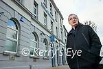 Michael John Kearney, Castleisland Chamber  Alliance at the Bank of Ireland in Castleisland.