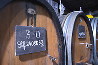 chalk board old vats f e trimbach ribeauville alsace france