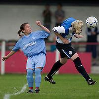 Sheffield Wednesday Ladies vs Tranmere Rovers Ladies 26-08-07