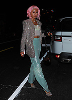 Berite Labelle Spotted At Catch In West Hollywood