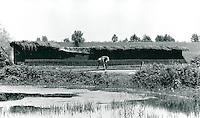 Ziegelei in China 1980