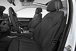 Front seat view of a 2015 BMW X6 sDrive35i 5 Door SUV Front Seat car photos