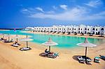 EGY, Aegypten, Hurghada: Arabia Hotel, Strand | EGY, Egypt, Hurghada, Arabia Hotel: beach