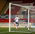 23.12.2020 St Johnstone v Rangers: Kemar Roofe scores for Rangers
