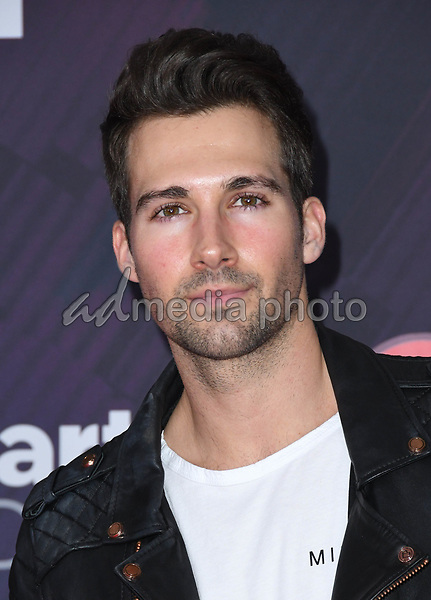 11 March 2018 - Inglewood, California - James Maslow. 2018 iHeart Radio Awards held at The Forum. Photo Credit: Birdie Thompson/AdMedia