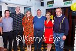 70th Birthday: John Shanahan, Lixnaw celebrating his 70th birthday with family at McCarthy's Bar, Finuge on Sunday night last. L-R ; John Mannix, Hugh & Louise Culloty, John Shanahan, Norma Shanahan & Nicholas Shanahan.