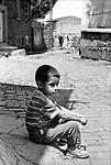 Little boy in Turkey.