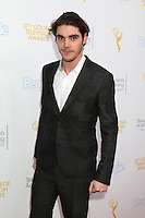 LOS ANGELES - MAY 25:  R.J. Mitte at the 37th College Television Awards at Skirball Cultural Center on May 25, 2016 in Los Angeles, CA