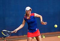 September 01, 2014,Netherlands, Alphen aan den Rijn, TEAN International, Deborah Kerfs (BEL)<br /> Photo: Tennisimages/Henk Koster