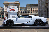 Bugatti CHIRON SUPER SPORT - MILANO, ITALY, the Milan Monza Motor Show, from 10th to 13th June 2021 in Milan and Monza and will present the news of the 60 participating car and motorcycle manufacturers. With a democratic format, in which brands will exhibit their cars on equal stands, MIMO wants to give a restart signal for the world of fair and the automotive sector, with a free access and safe exhibition.