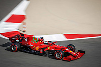 16 LECLERC Charles (mco), Scuderia Ferrari SF21, action during Formula 1 Gulf Air Bahrain Grand Prix 2021 from March 26 to 28, 2021 on the Bahrain International Circuit, in Sakhir, Bahrain <br /> 26/03/2021 <br /> Formula 1 Gp Bahrein <br /> Photo DPPI/Panoramic/Insidefoto <br /> Italy Only <br /> 26/03/2021 <br /> Formula 1 Gp Bahrein <br /> Photo DPPI/Panoramic/Insidefoto <br /> Italy Only