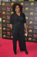"""Brenda Edwards at the """"Tina: The Tina Turner Musical"""" Refuge gala performance, Aldwych Theatre, Aldwych, on Sunday 10th October 2021, in London, England, UK. <br /> CAP/CAN<br /> ©CAN/Capital Pictures"""
