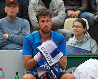 Paris, France, 22 june, 2016, Tennis, Roland Garros, Robin Haase (NED) <br /> Photo: Henk Koster/tennisimages.com