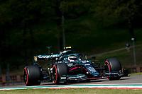16th April 2021; Autodromo Enzo and Dino Ferrari, Imola, Italy; F1 Grand Prix of Emilia Romagna, Free Practise sessions;  Sebastian Vettel GER, Aston Martin Cognizant F1 Team,