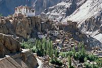 Kloster (Gompa) Lamayuru, Ladakh (Jammu+Kashmir), Indien