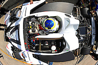#6 (P2) Team Cytosport Porsche RS Spyder, Greg Pickett, Klas Graf & Sascha Maassen