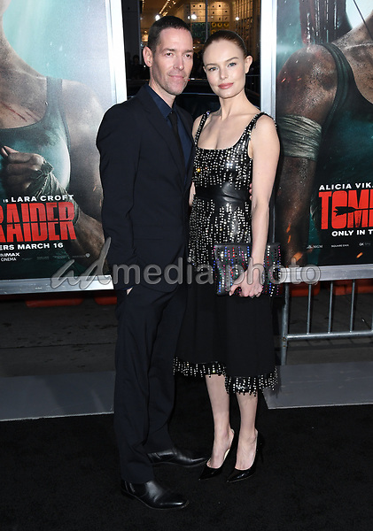 """12 March 2018 - Hollywood, California - Kate Bosworth. """"Tomb Raider"""" Los Angeles Premiere held at TCL Chinese Theatre. Photo Credit: Birdie Thompson/AdMedia"""