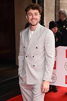 Roman Kemp<br /> arriving for theTRIC Awards 2020 at the Grosvenor House Hotel, London.<br /> <br /> ©Ash Knotek  D3561 10/03/2020