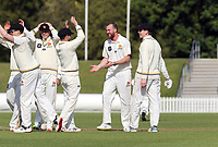 201028 Plunket Shield Cricket - Canterbury v Wellington Firebirds