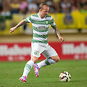 Celtic's Leigh Griffiths .