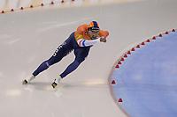 SPEEDSKATING: SALT LAKE CITY: Utah Olympic Oval, 09-03-2019, ISU World Cup Finals, 1000m Men, Kjeld Nuis (NED), ©Martin de Jong