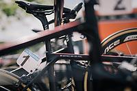 defending champion Mathieu van der Poel (NED/Corendon-Circus) will ride as #1<br /> <br /> 3rd Dwars Door Het hageland 2018 (BEL)<br /> 1 day race:  Aarschot > Diest: 198km