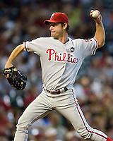 Moyer, Jamie 6040.jpg Philadelphia Phillies at Houston Astros. Major League Baseball. September 7th, 2009 at Minute Maid Park in Houston, Texas. Photo by Andrew Woolley.