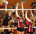 Roosevelt at Washington High School Volleyball