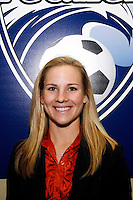 Amy Rodriguez-Boston Breakers.WPS draft 2009-St Louis Convention and Visitors Center, St Louis, MO January 16 2006