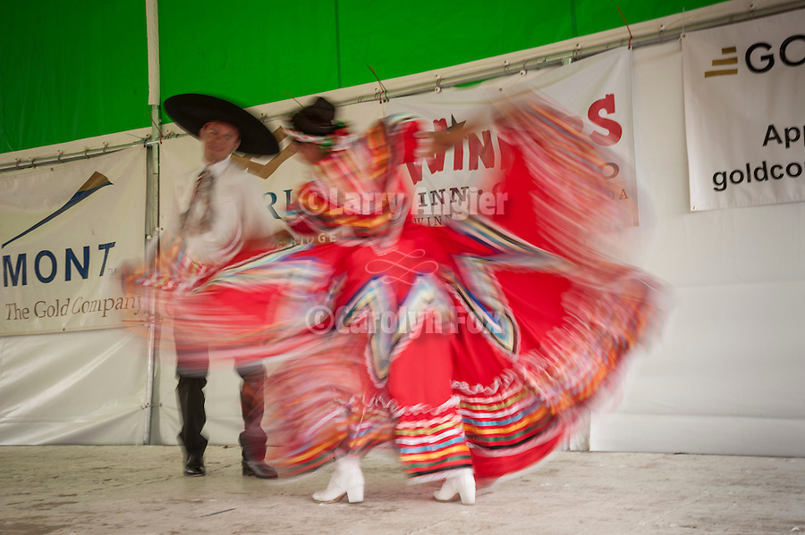 Winnemucca's Tri County Fair, Labor Day weekend<br /> <br /> Spirit of Mexico Youth Dancers