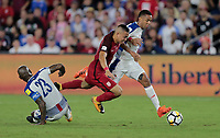 Orlando, FL - Friday Oct. 06, 2017:  during a 2018 FIFA World Cup Qualifier between the men's national teams of the United States (USA) and Panama (PAN) at Orlando City Stadium.