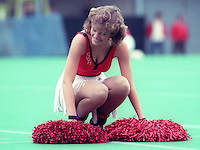 Ottawa Rough Riders Cheerleaders 1984. Photo F. Scott Grant