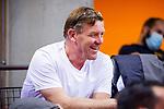 Bundestrainer Alfred Gislason beim Spiel HSG Konstanz – HBW Balingen-Weilstetten beim BGV Handball Cup 2020.<br /> <br /> Foto © PIX-Sportfotos *** Foto ist honorarpflichtig! *** Auf Anfrage in hoeherer Qualitaet/Aufloesung. Belegexemplar erbeten. Veroeffentlichung ausschliesslich fuer journalistisch-publizistische Zwecke. For editorial use only.